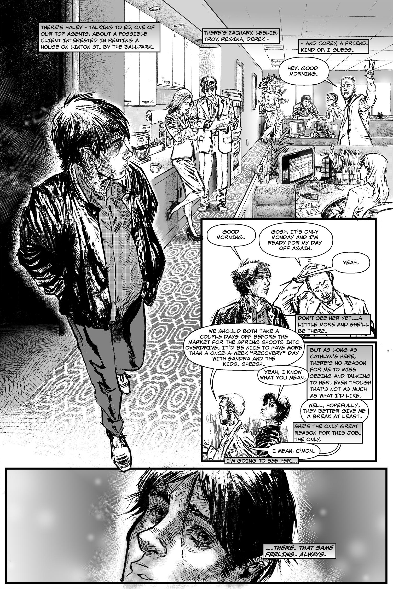 """SEASONS #1, """"I Won't"""" - Page 8"""