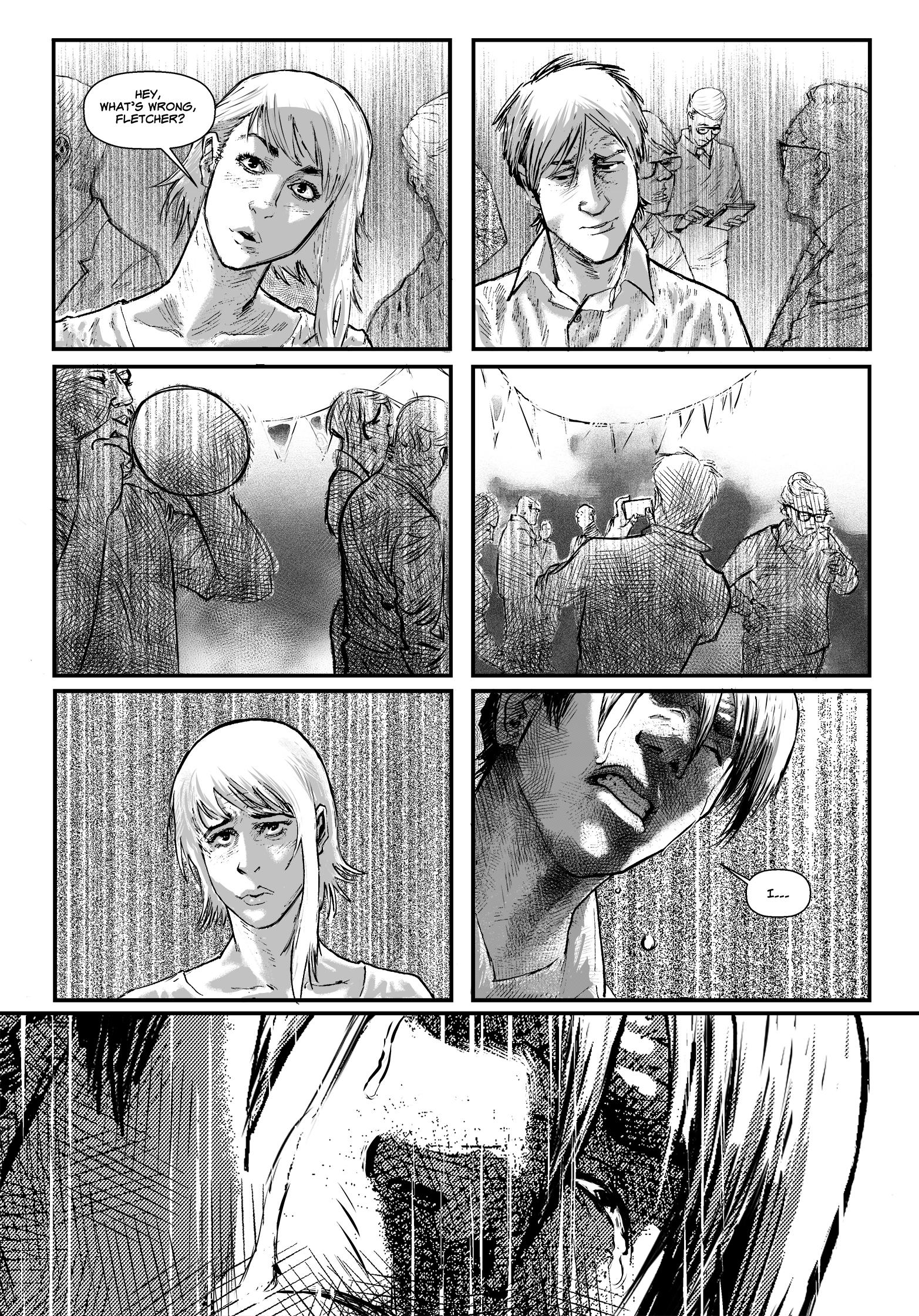 """SEASONS #1, """"I Won't"""" - Page 14"""