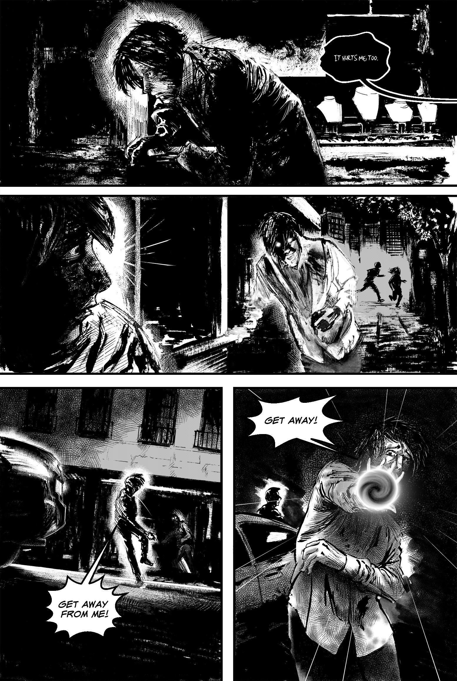 """SEASONS #1, """"I Won't"""" - Page 23"""