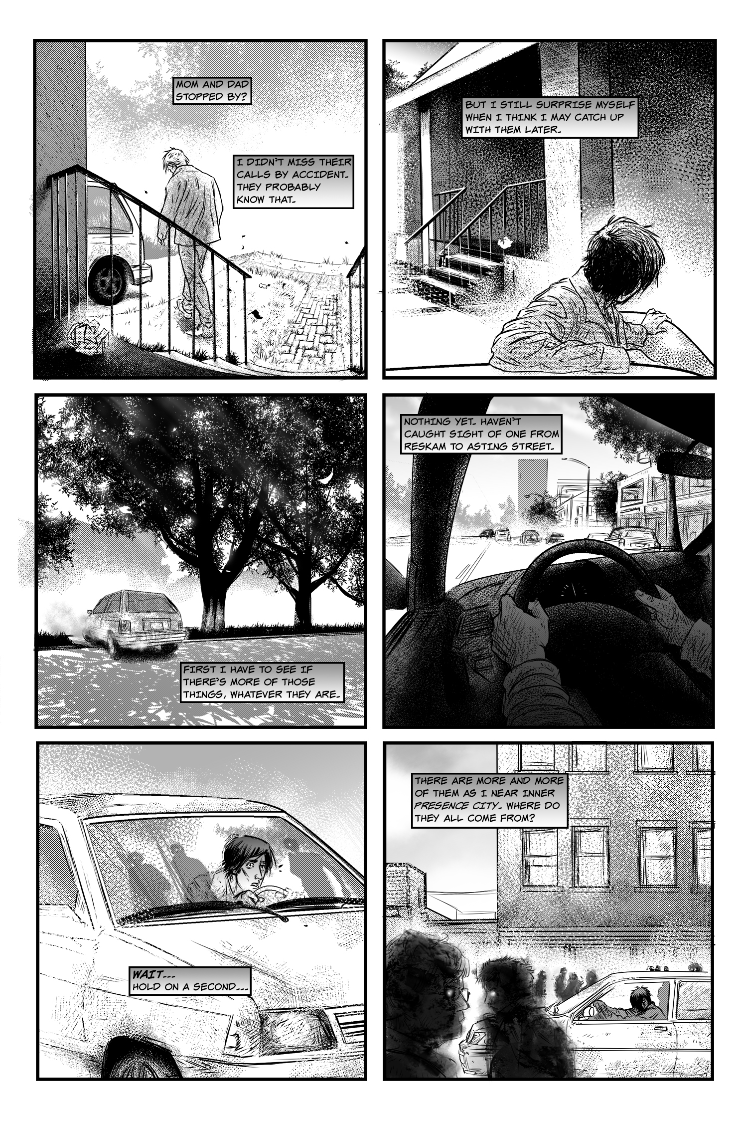 """SEASONS #3, """"I'll Try"""" - Page 13"""