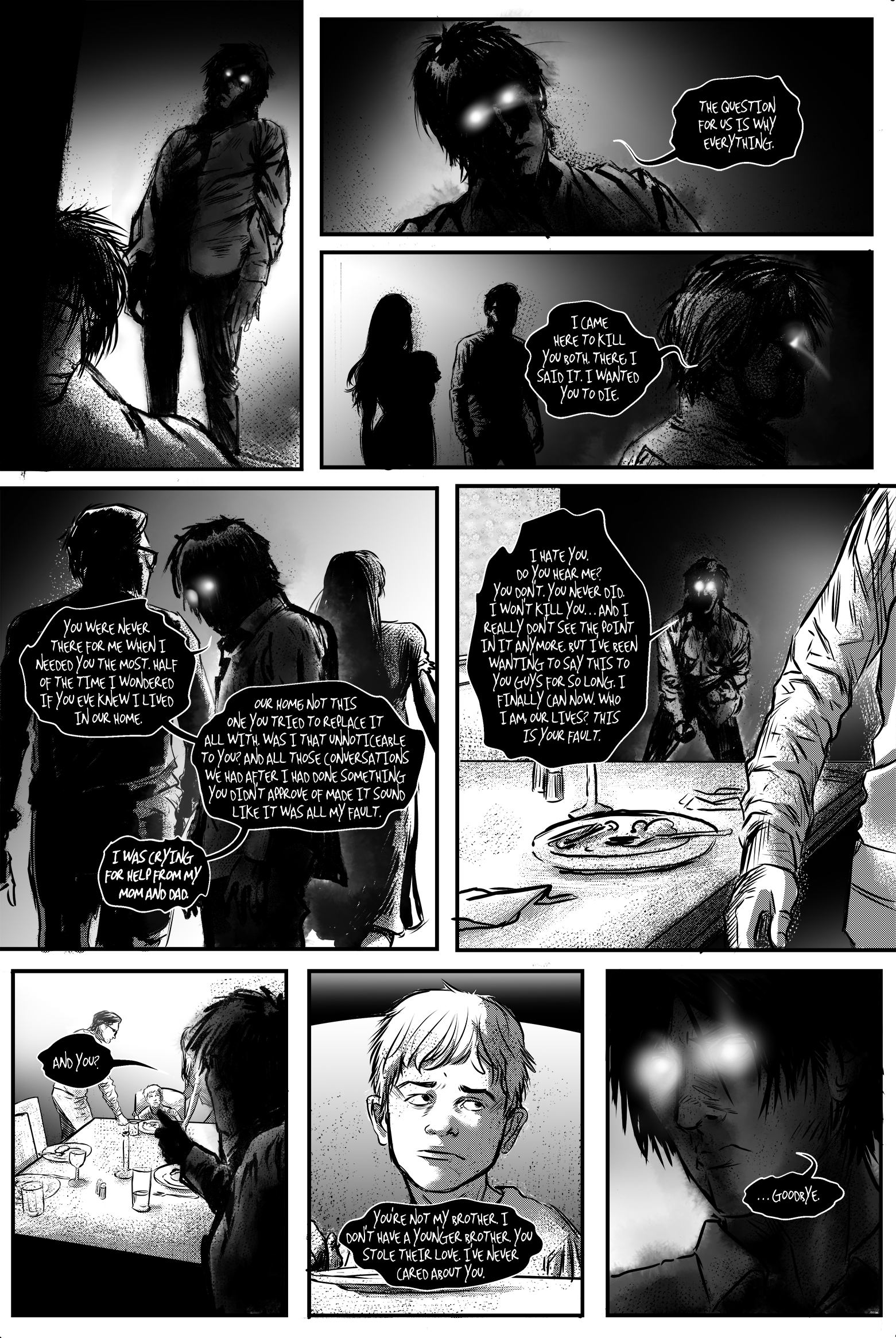 "SEASONS #4, ""I Will"" - Page 6"