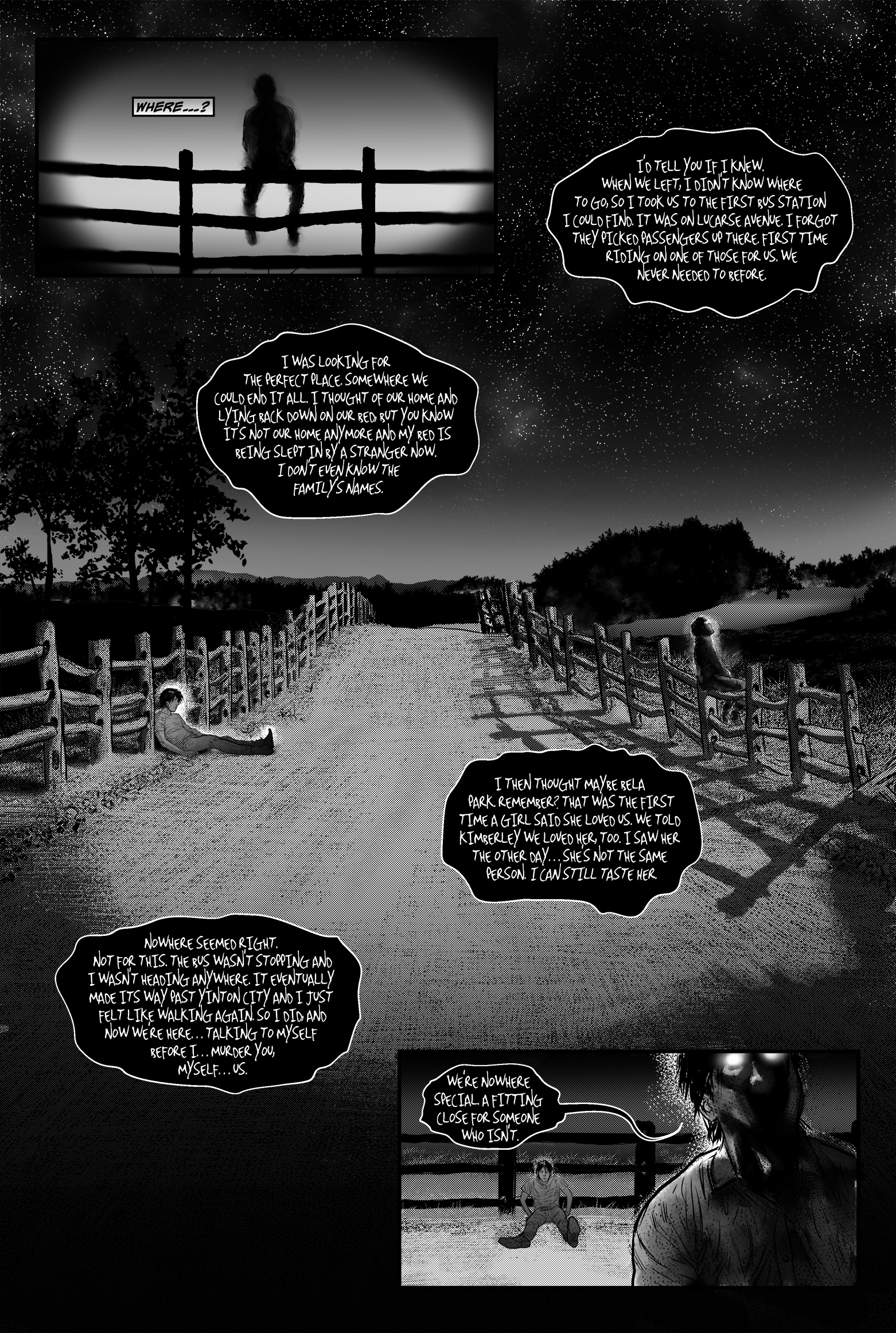 "SEASONS #4, ""I Will"" - Page 7"